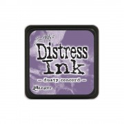 Штемпельная подушка Distress Mini Dusty Concord, 2,5*2,5 см